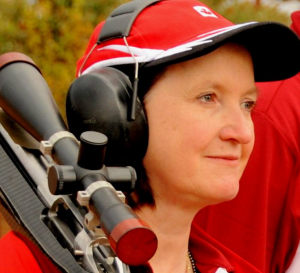 Vera Carter, precision rifle shooter