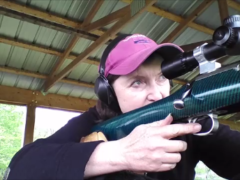 Master benchrest rifle shooting—video!