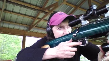 Master benchrest rifle shooting—video!